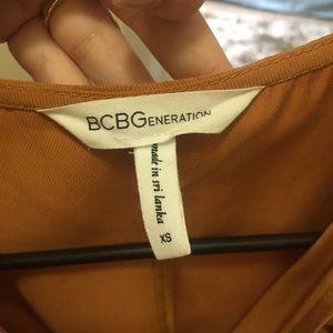 BCBGeneration Tops - BCBGeneration Sleeveless Shoulder-Tie Top